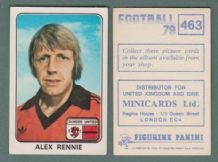 Dundee United Alex Rennie 463